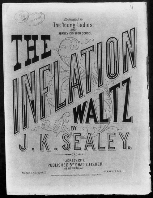 Inflation waltz