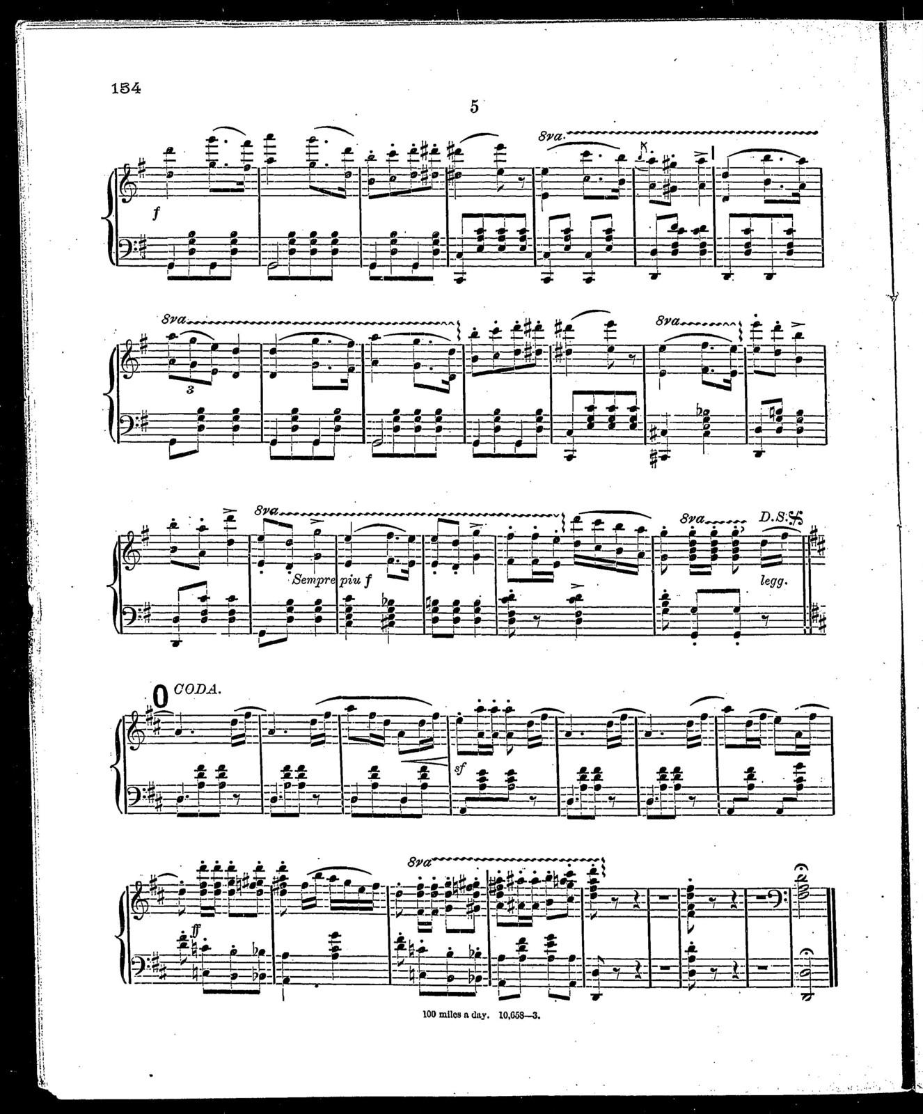 Peters' palor music