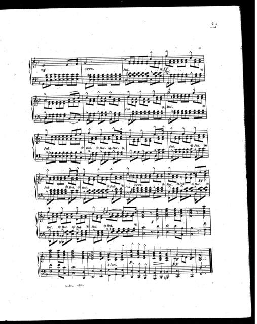 Pilgrim chorus, Tannhũser