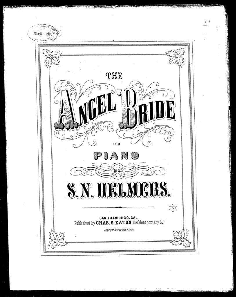 The  Angel bride