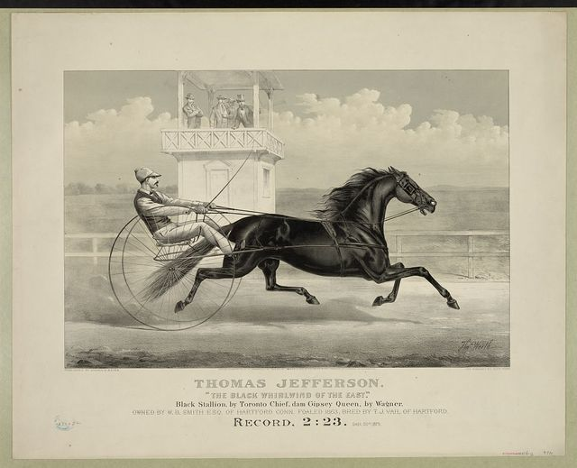 """Thomas Jefferson: """"the black whirlwind of the east"""""""