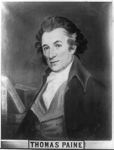 Poet Thomas Paine