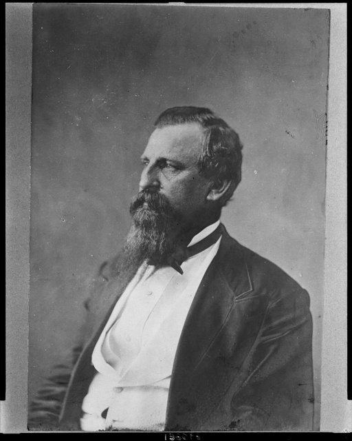 [William B. Anderson, Independent Congressman from Illinois, head-and-shoulders portrait, facing left] / Brady & Handy photograph, Washington, D.C.