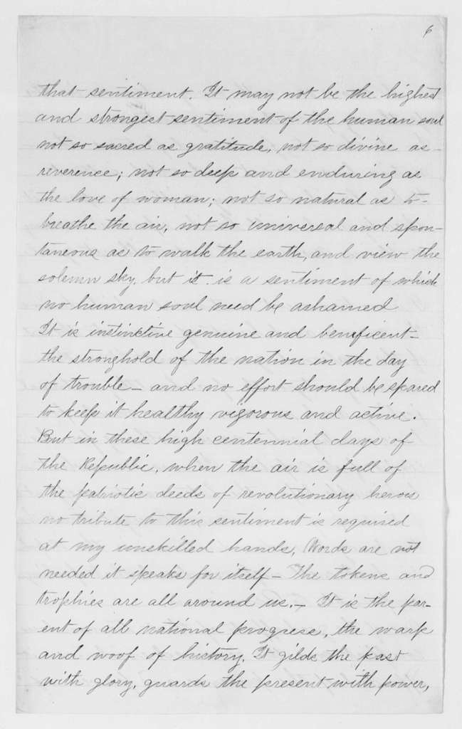 """""""A Lecture on Our National Capital,"""" Baltimore, Md. - Folder 6 of 6"""