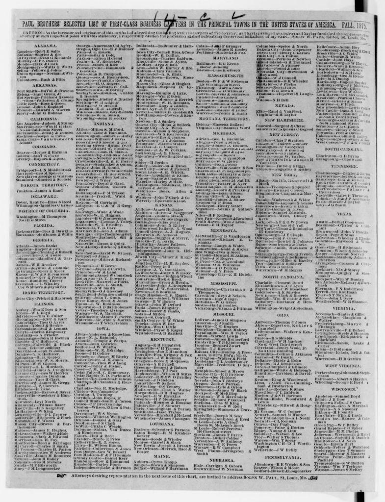 Alexander Hamilton Stephens Papers: General Correspondence, 1784-1886; 1876, Jan. 23-Apr. 24