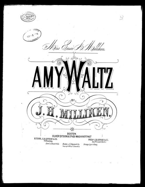 Amy waltz