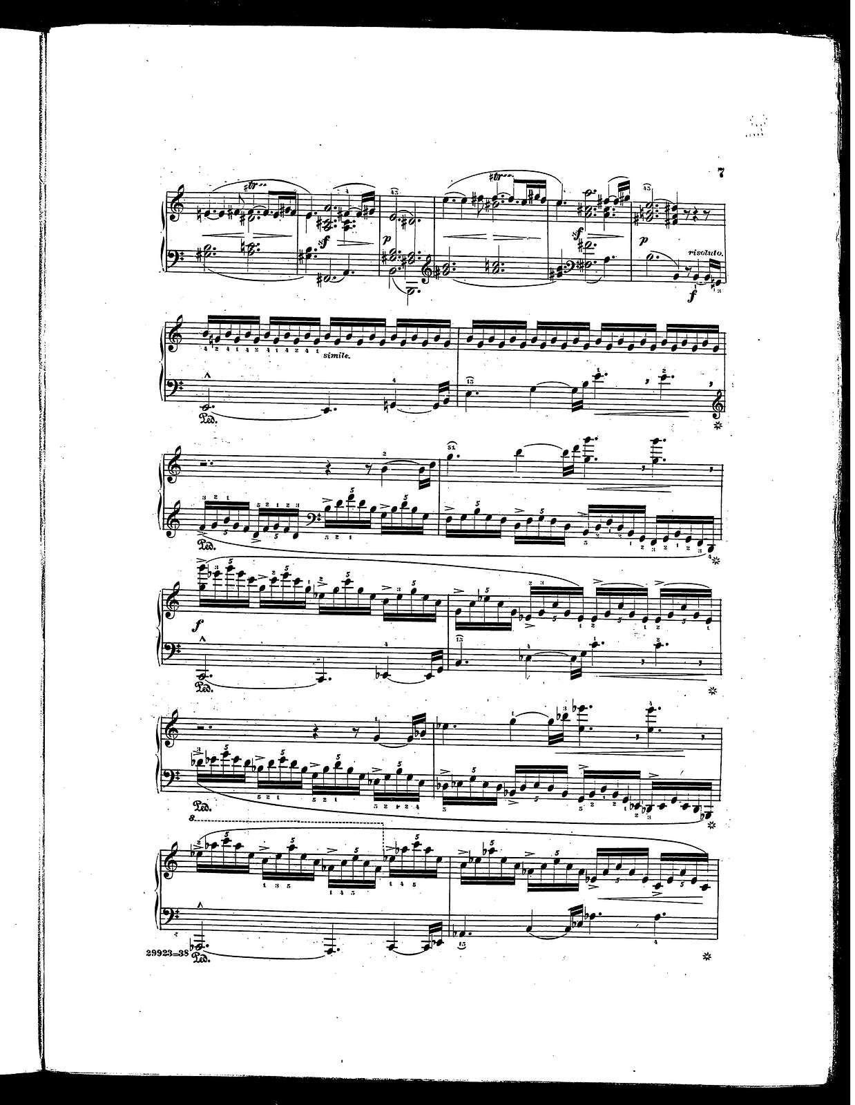 Beethoven's Sonatas, op. 57
