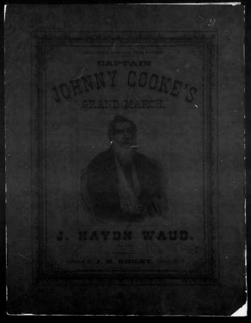 Captain Johnny Cooke's