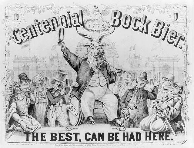 Centennial Bock Bier: The best can be had here