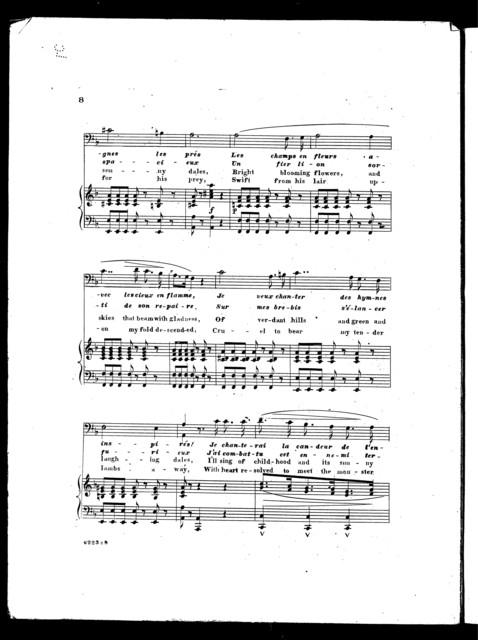 David's song before Saul - David Chantant devant Sũl
