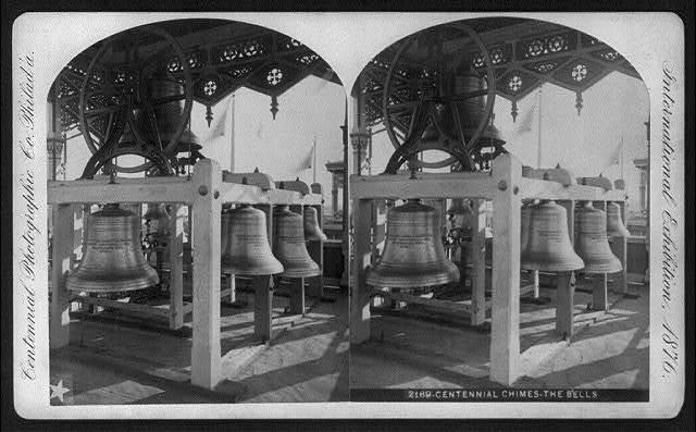 International Exhibition, Phila., Pa.: Centennial Chimes - The Bells