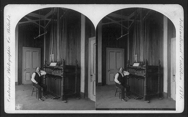 International Exhibition, Phila., Pa.: Centennial Chimes - The Loft
