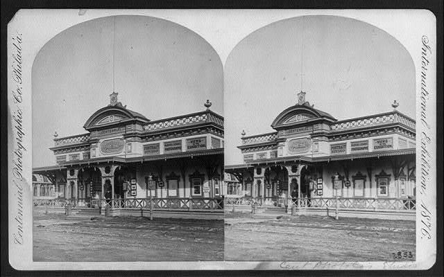 International Exhibition, Phila., Pa.: Centennial Photo Co. Studio
