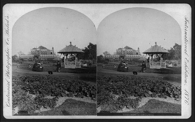 International Exhibition, Phila., Pa.: Horticultural Grounds