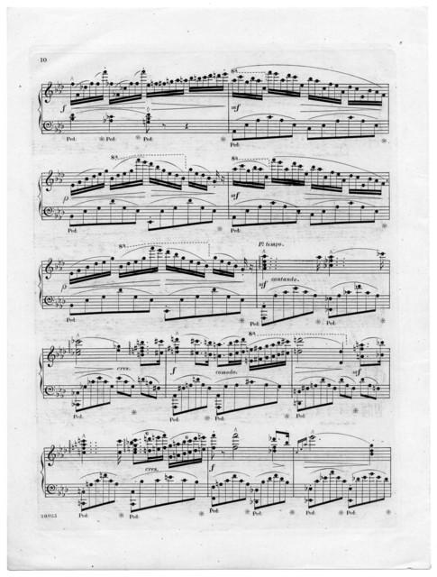 Lohengrine fantaisie brillante, op. 125