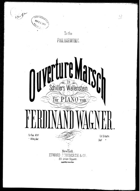 Overture march