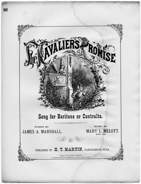 The  cavalier's promise