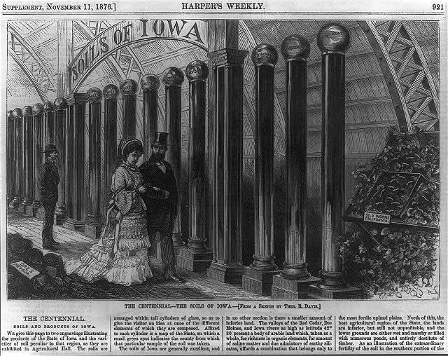The Centennial: The Soils of Iowa