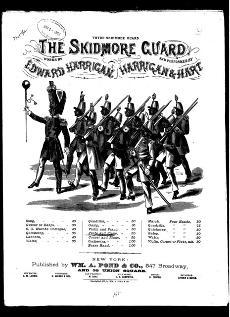 The  Skidmore guard