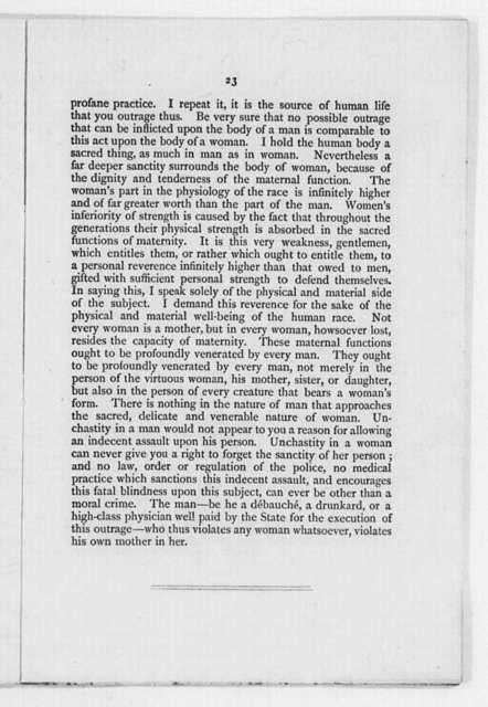 Geneva Congress on Public Morality, Geneva, Switzerland, 1877