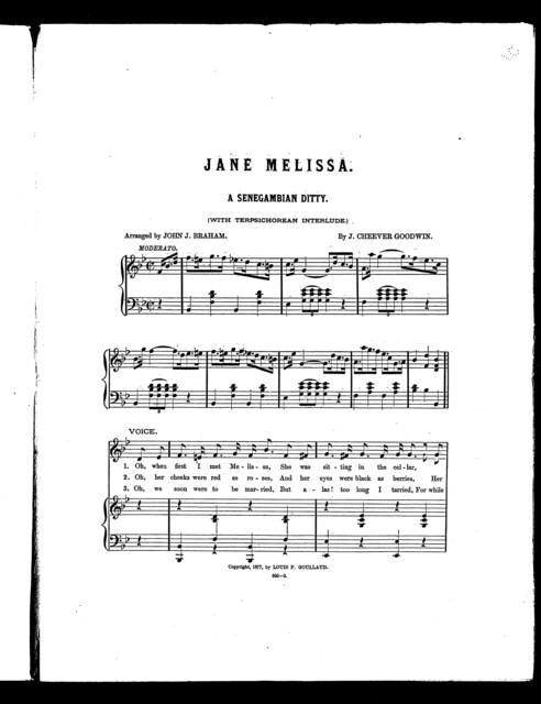 Jane Melissa