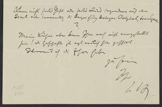 [Letter, 1877 May] 2, Wien [to] S. [Simrock]