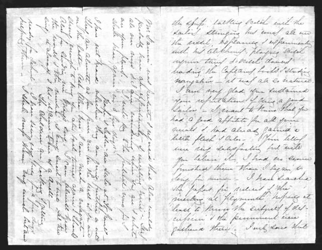 Letter from Gertrude McCurdy Hubbard to Alexander Graham Bell and Mabel Hubbard Bell, August 28, 1877