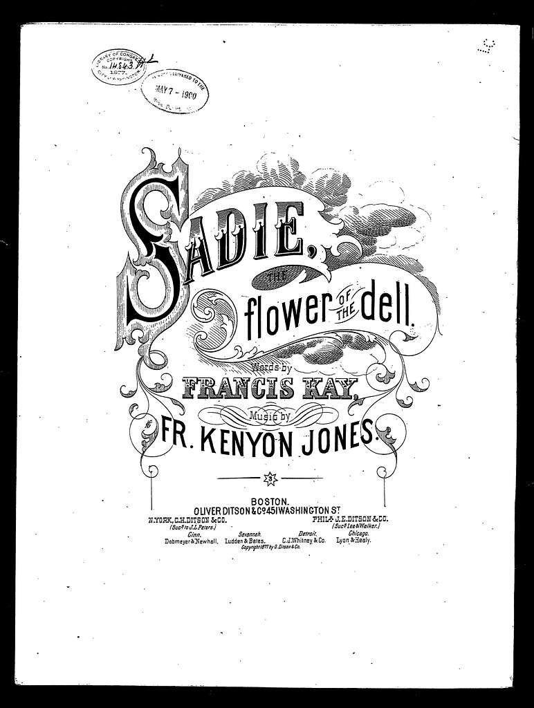 Sadie the flower of the dell