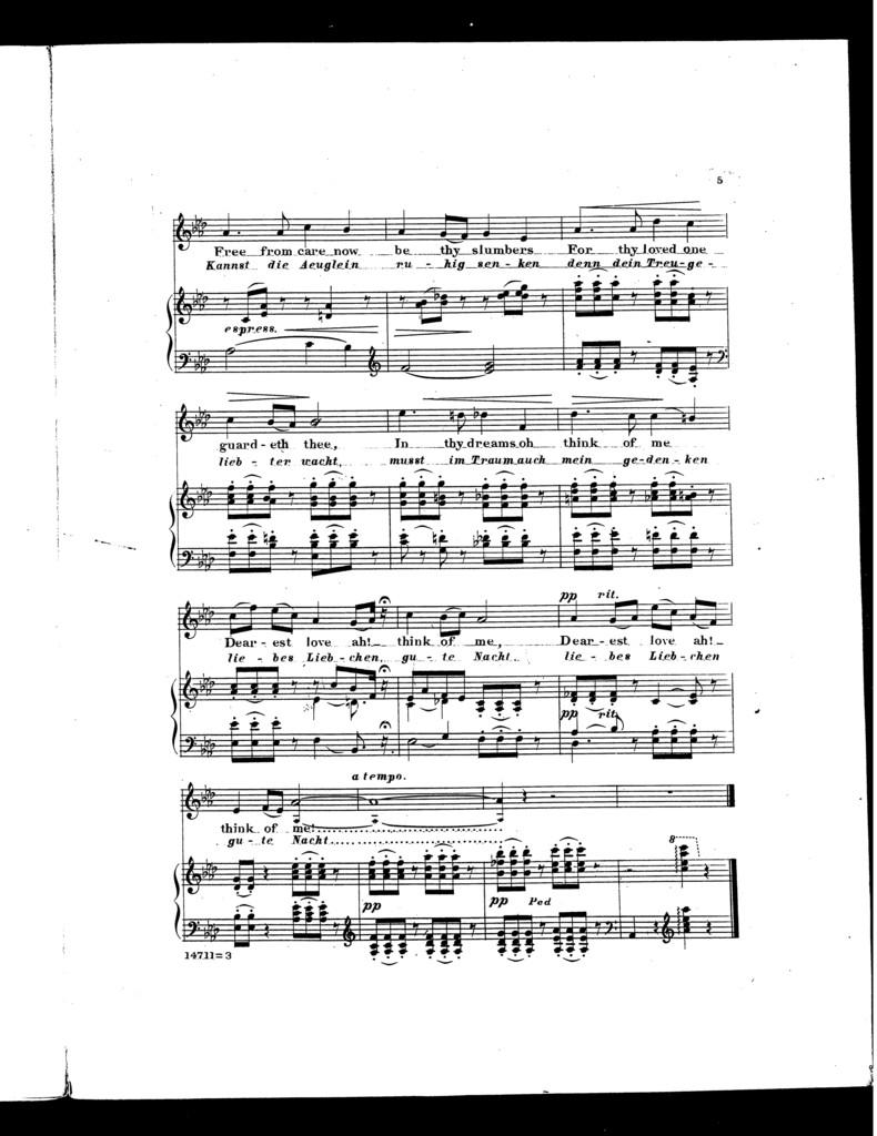 Serenade - Stñdchen