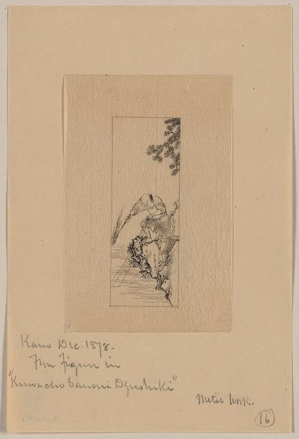 [A man fishing from the bank of a river]