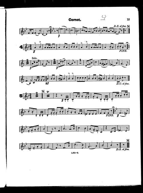 Amateur parlor orchestra, no. 2
