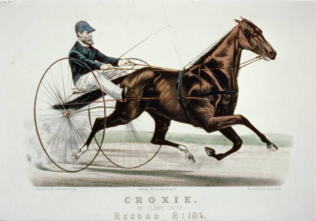 Croxie: By Clark chief. Record 2:19 1/4