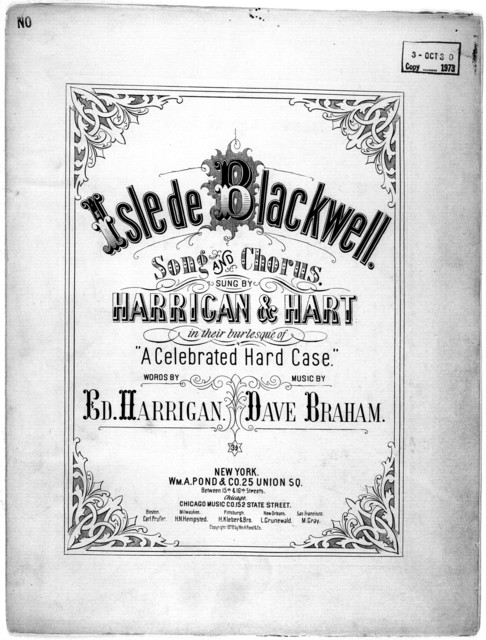 Isle de Blackwell