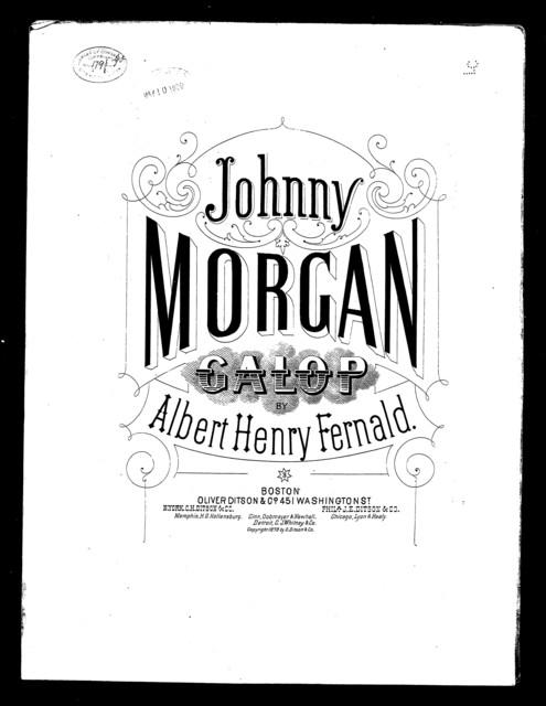 Johnny Morgan