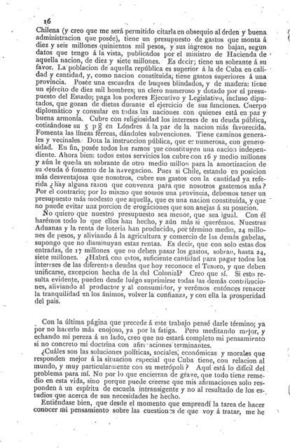La política de España en sus provincias ultramarinas su pasado, su presente y su porvenir /