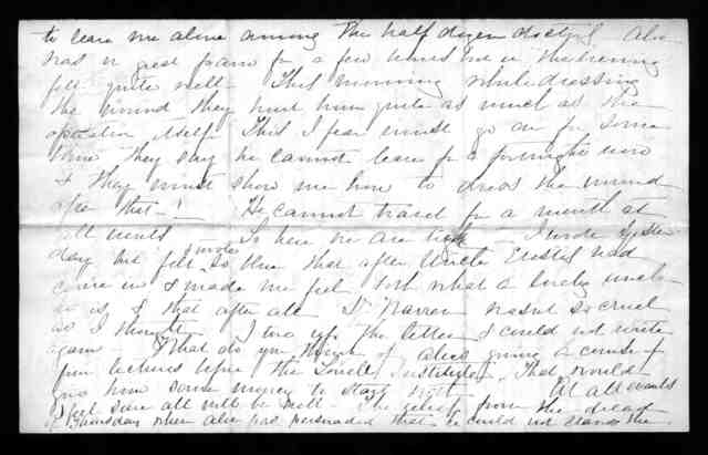 Letter from Alexander Graham Bell and Mabel Hubbard Bell to Gertrude McCurdy Hubbard, November 23, 1878