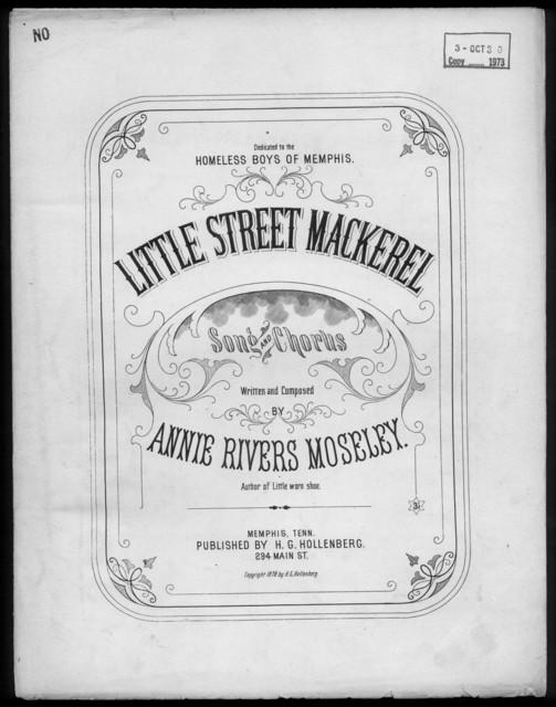 Little street mackerel