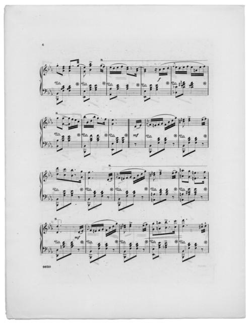 Rustic belle polka Bravura, op. 44