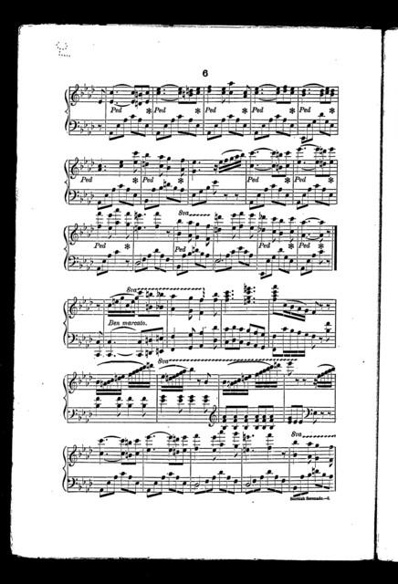 Scottish serenade