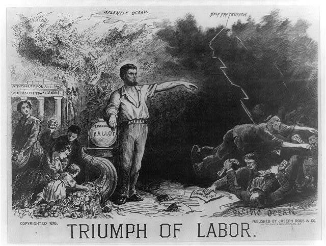 Triumph of labor