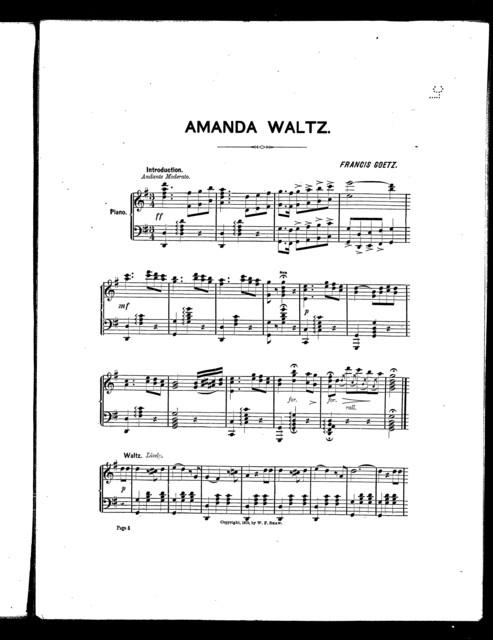 Amanda waltz