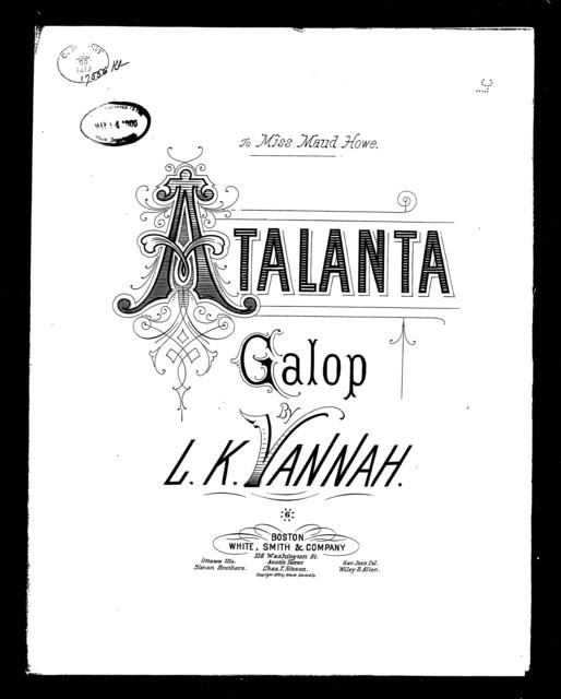 Atalanta galop
