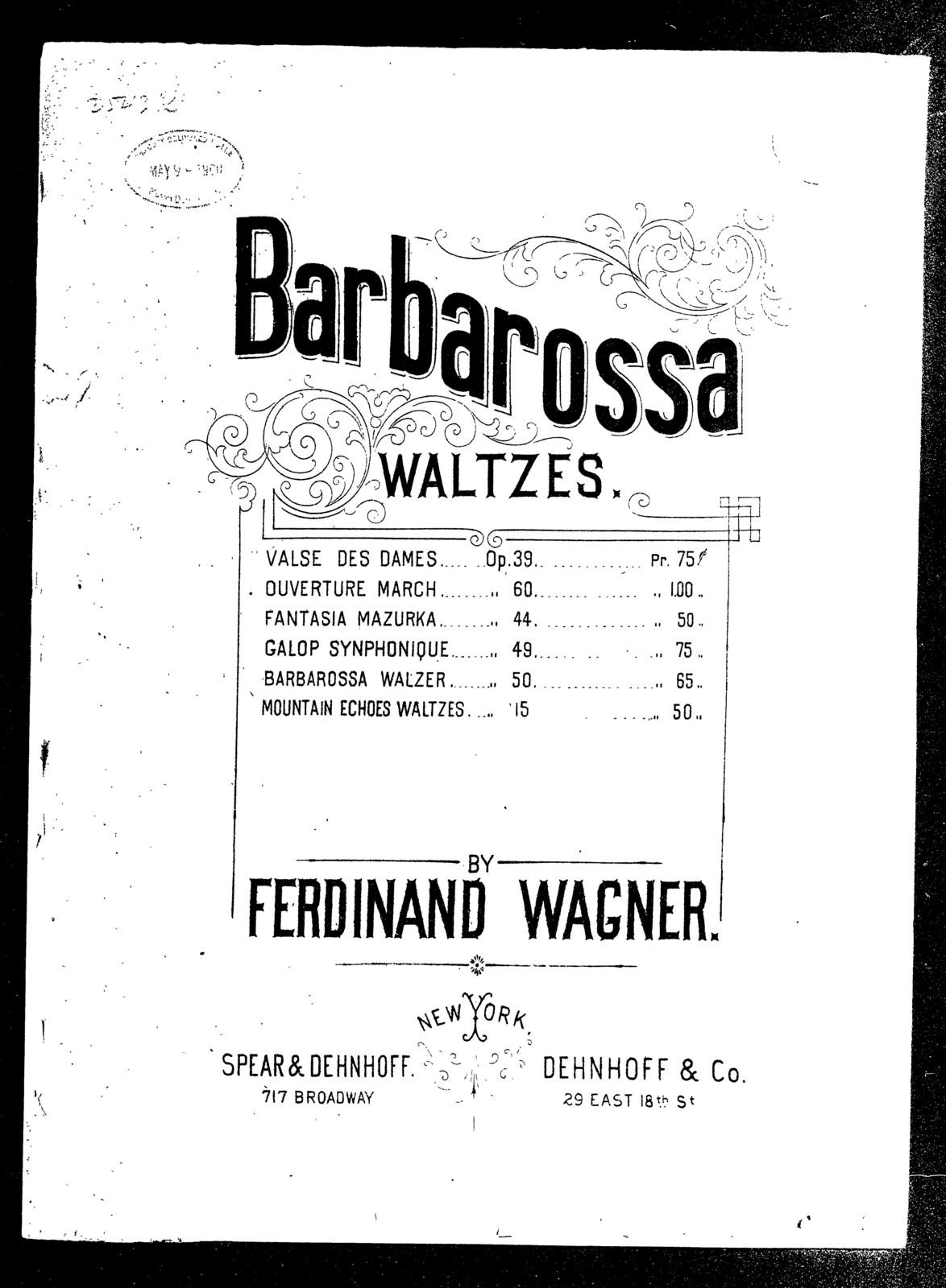 Babarossa walzer