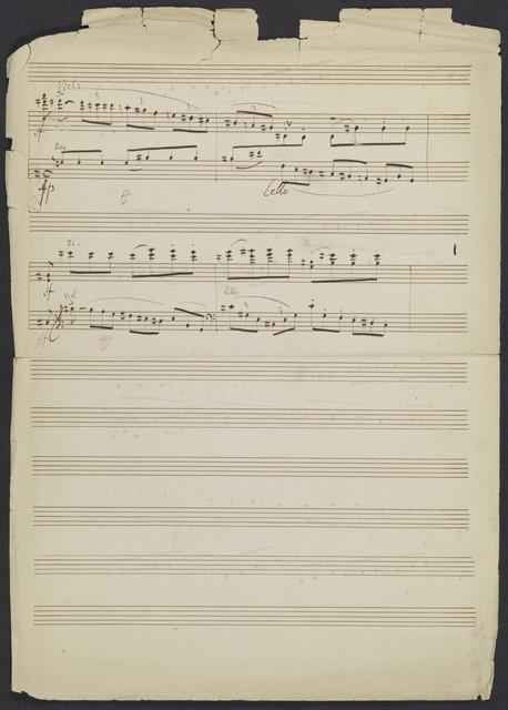 [ Beethoven, Piano Concerto No. 4, arranged for two pianos]