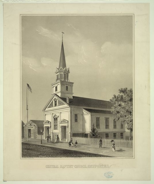 Central Baptist Church, Newport, R.I.
