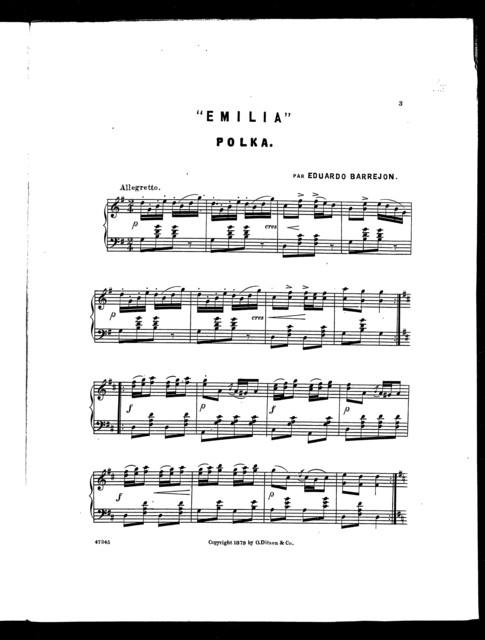 Emilia polka