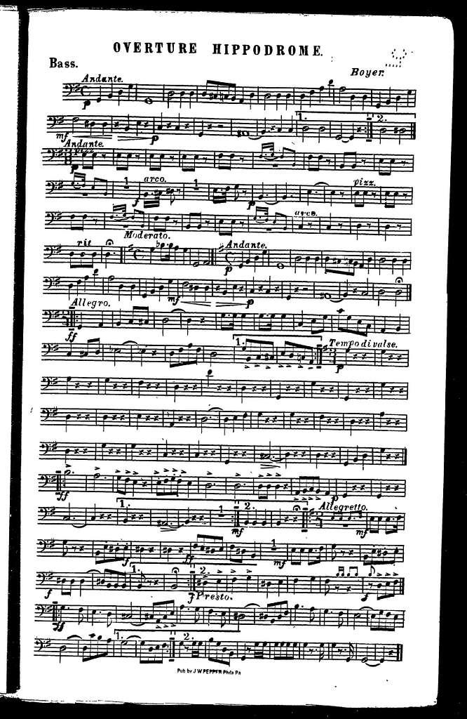 Overture Hippodrome