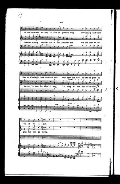 Santa Claus: A Christmas cantata
