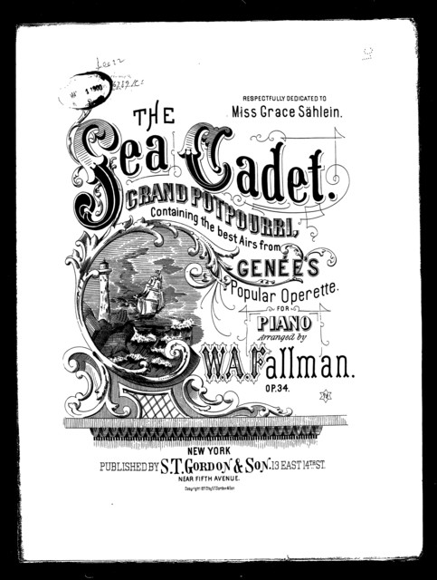 Sea cadet, The, potpourri