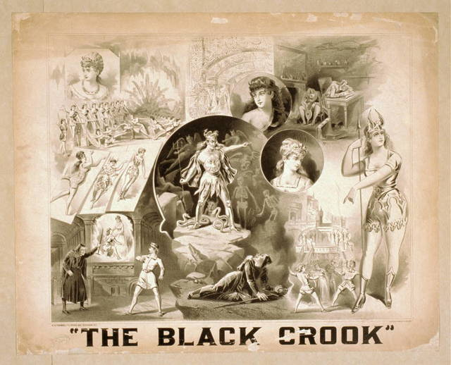 The black crook